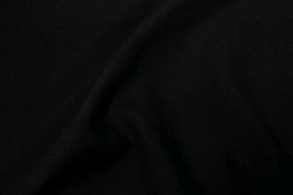 Black Standard Poly Linen