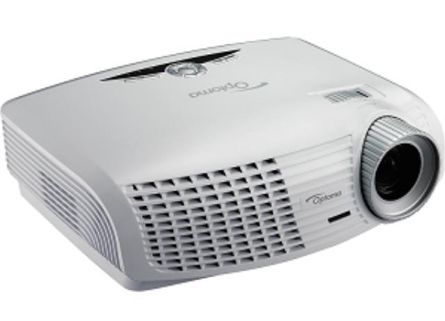 Hd-dlp Projector, Optoma (20k:1 Contrast)