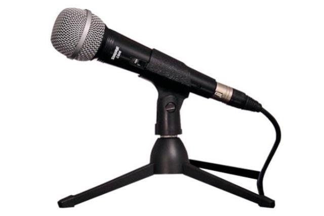 Corded Akg Microphone