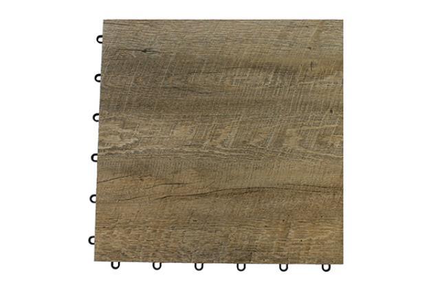 Smoked Oak Plank Tile 18