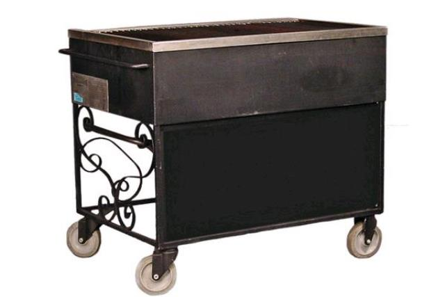3' X 2' Steakmate Barbecue