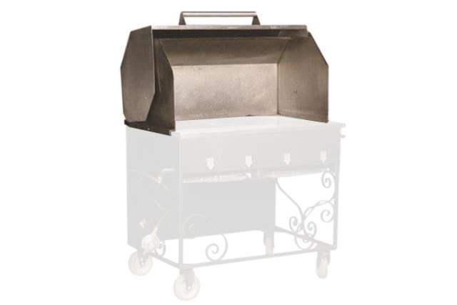 Roll-top For 3' Steakmate Barbecue Steakmate