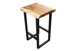 Axel Stool With Back