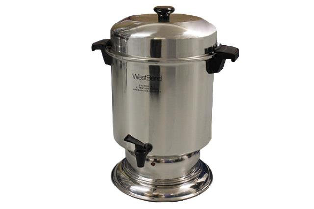 55 Cup Stainless West Bend Coffee Urn