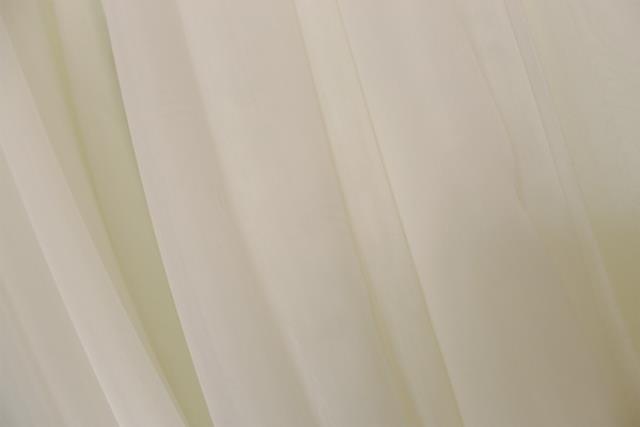 Ivory Voile Backdrops