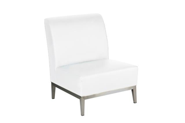 White Signature Chair