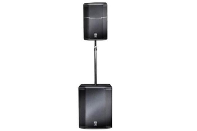 Jbl Eon Dj Pa Powered Speaker Package
