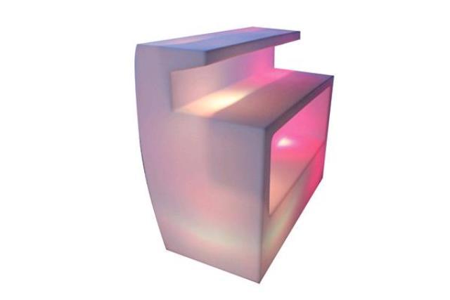 Rectangular Led Plastic Bar Style 2
