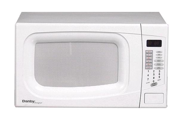 1000 W, 1 Cubic Foot Microwave