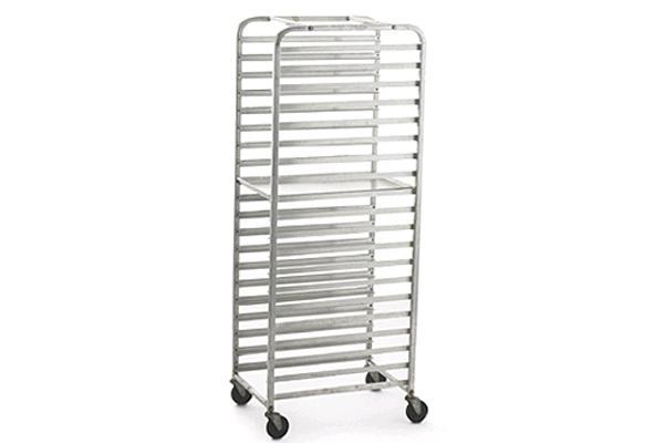 Mobile Bun Pan Rack