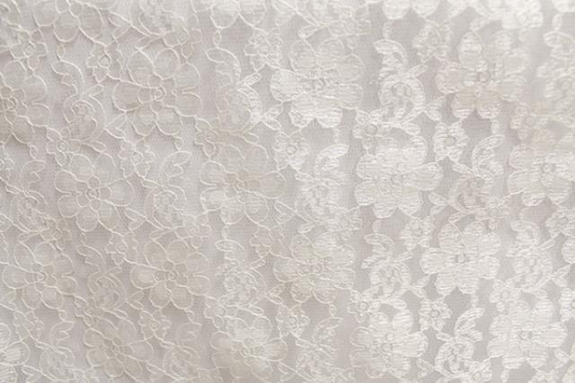Ivory Lace Runner, 120