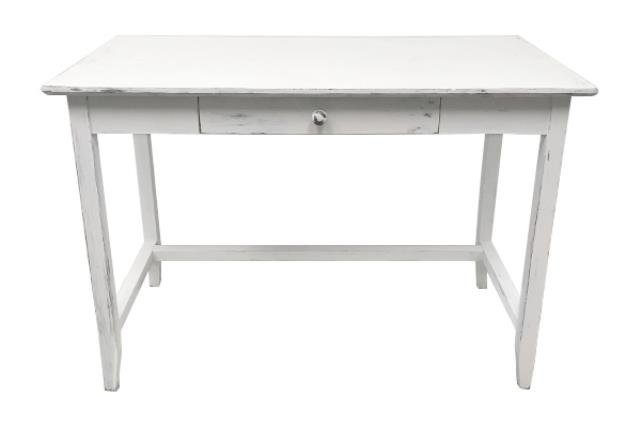Antique White Table