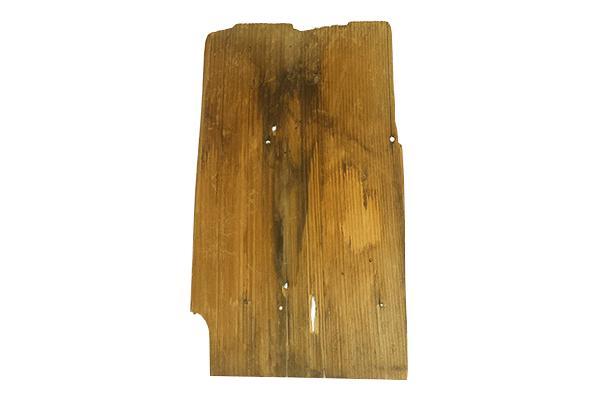 Wooden Slats Shingles
