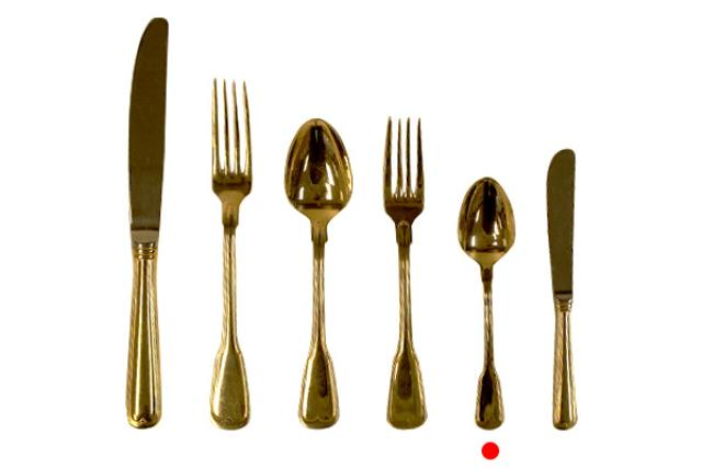 Gold, Teaspoon
