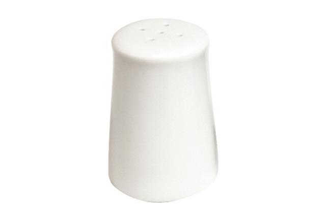 Classic White Salt Shaker