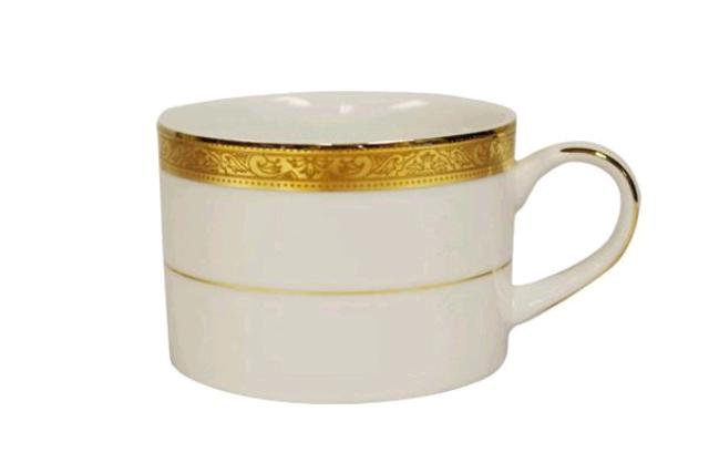 Paradise Gold Coffee / Tea Cup