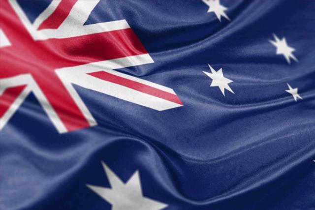 Australia Flag, 36