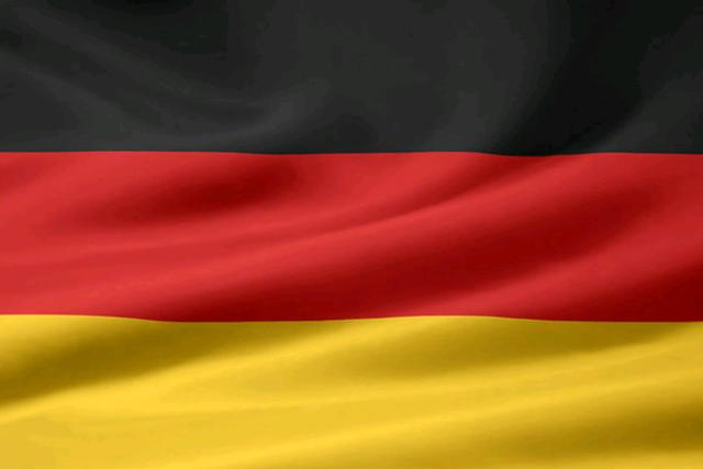 Germany Flag, 36