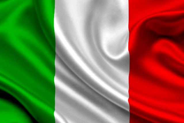 Italy Flag, 36