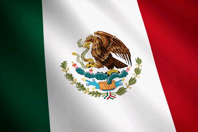 Mexico Flag, 36