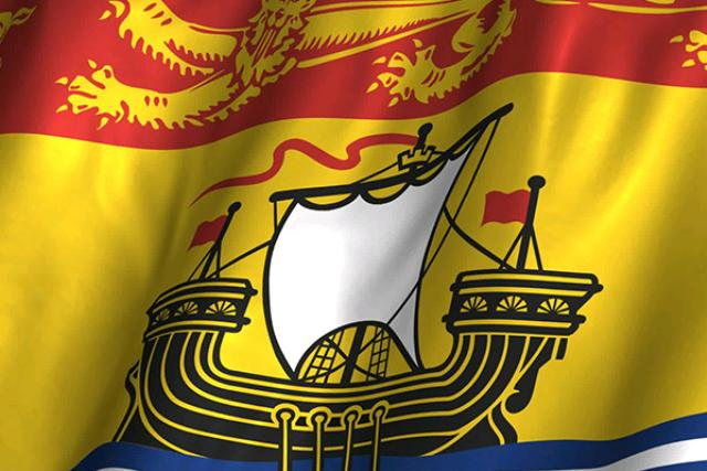 New Brunswick Flag, 36