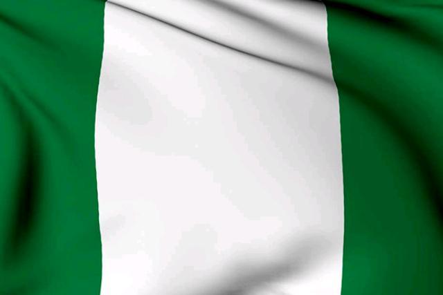 Nigeria Flag, 36