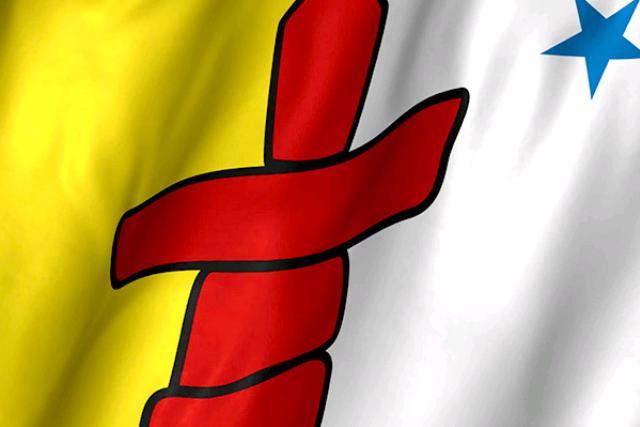Nunavut Flag, 36