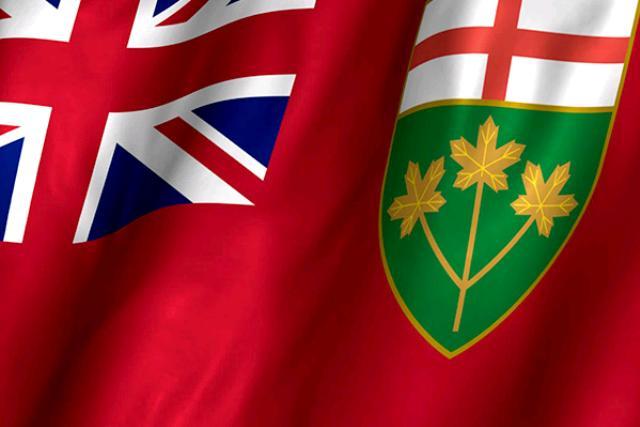 Ontario Flag, 36