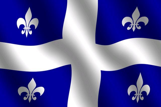 Quebec Flag, 36