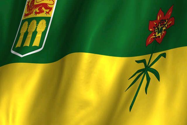 Saskatchewan Flag, 36