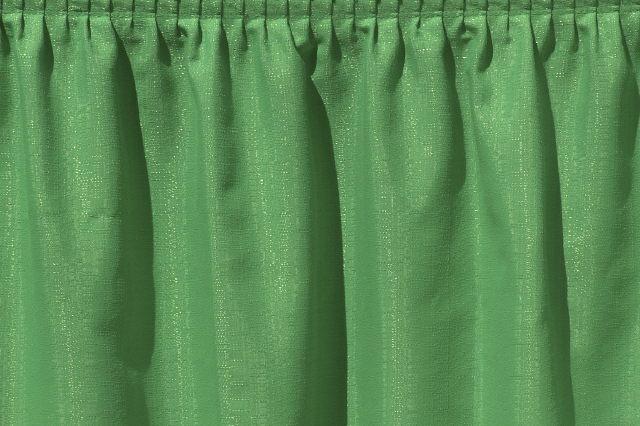 Expo Green Banjo Tableskirt