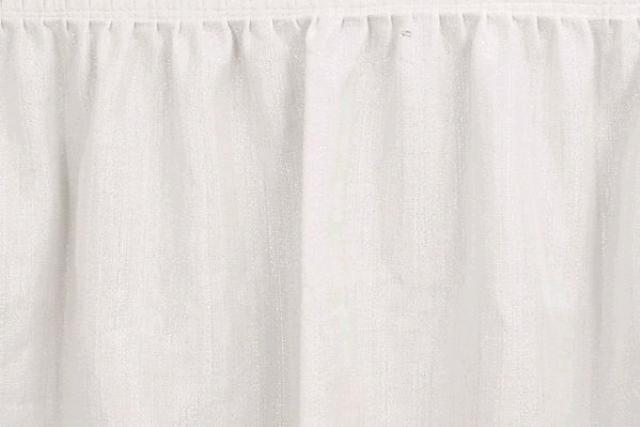 White Banjo Tableskirt