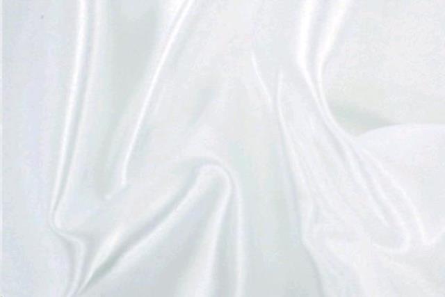 White Satin Chair Tie