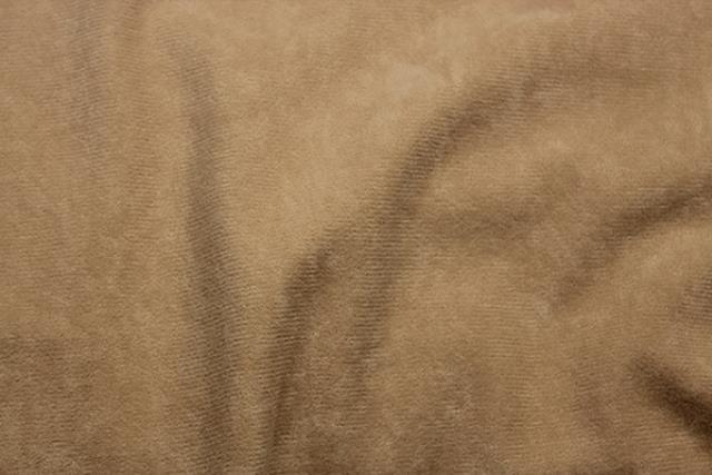 Suede Camel Tableskirt