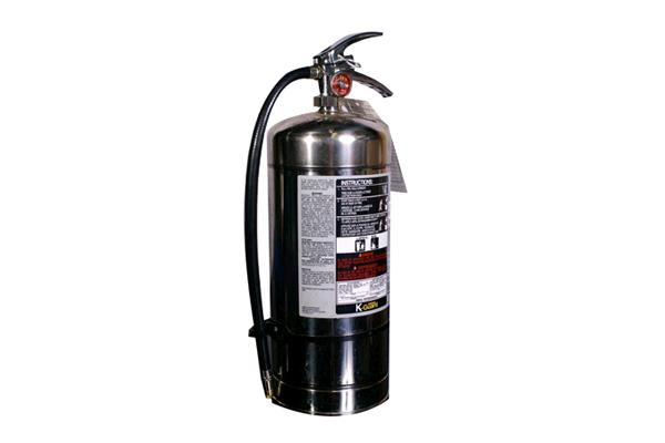 Wet Chemical K Class Fire Extinguisher