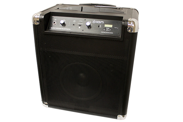 Block Rocker, Rechargable Pa System