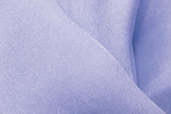 Periwinkle Organza Linen