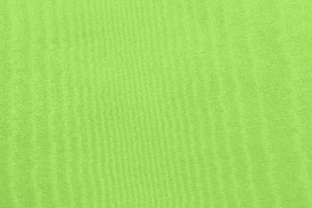 Apple Green Moire Chair Tie