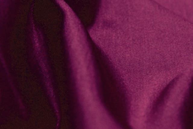 Aubergine Majestic Linen