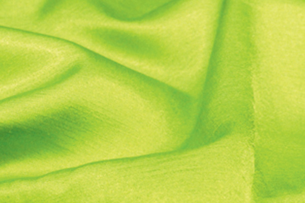 Lime Majestic Linen