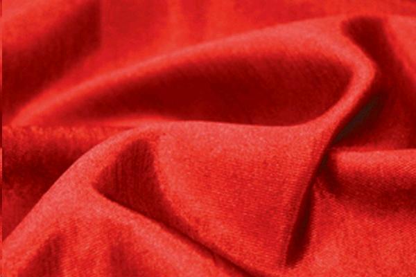 Cherry Red Majestic Napkin