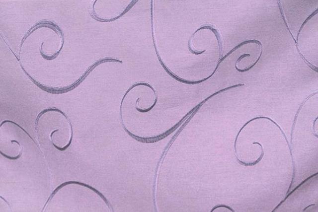 Lavender Swirl Nova Chair Tie