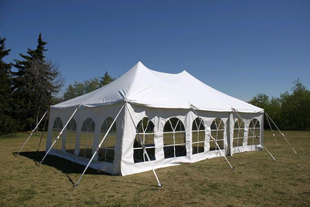 20' X 30' Elite Canopy Tent W/ Window Walls