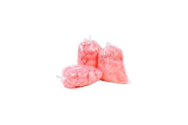 (100) Sugar Floss Bags