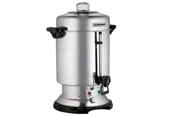 60 Cup Stainless Hamilton Coffee Urn