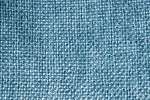 Blue Burlap Runner, 120
