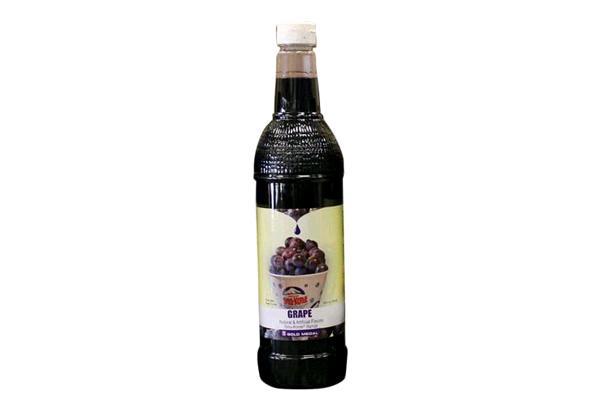 Sno-kone Syrup Grape 750ml
