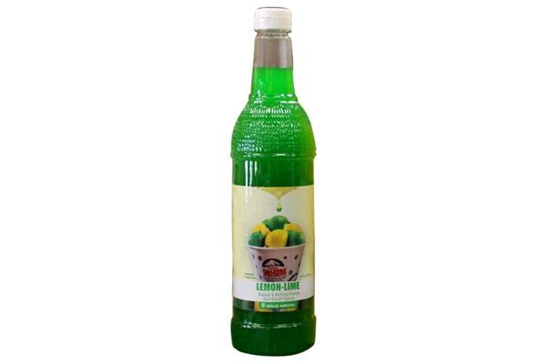 Sno-kone Syrup Lime 750ml