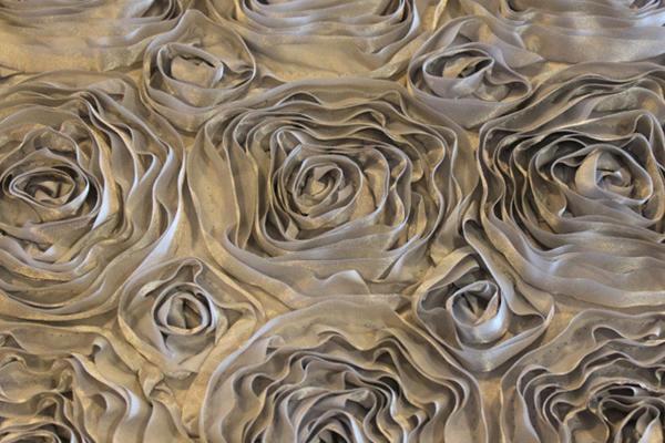 Champagne Rosette Linen