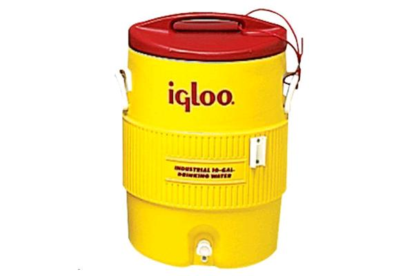 10 Gal Igloo Drink Dispenser